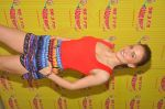 Elli Avram at Radio Mirchi studio on 13th Sept 2015