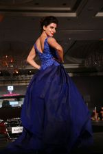 Samantha walk for Sidney Sladen 2015 Breakaway Fashion Show on 13th Sept 2015