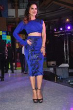 Sunny Leone at fitness DVD launch on 13th Sept 2015 (48)_55f69ccdef496.JPG