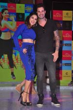 Sunny Leone at fitness DVD launch on 13th Sept 2015