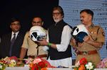 Amitabh Bachchan at traiffc awareness event in Bhaidas Hall on 14th Sept 2015