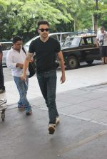Imran Khan left for Katti Batti promotions in Chandigargh on 14th Sept 2015