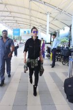 Kangana Ranaut left for Katti Batti promotions in Chandigargh on 14th Sept 2015
