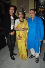 Nikhil Kamath, Dolly Thakore and Sanjay Sharma at  the Aryan-Ashley sangeet of Dunno Y2 signifying same-sex marriage for the first time in Bollywood_55f7e5abe7b61.jpg