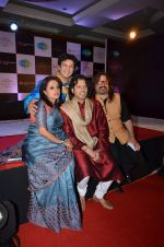 Amaan Ali Khan, Ayaan Ali Khan at Classical app of SAREGAMA launch in J W Marriott on 15th Sept 2015