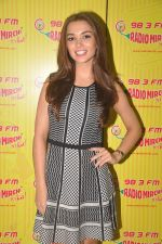 Amy Jackson promote Singh is Bling at Radio Mirchi 98.3 on 15th Sept 2015