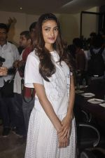 Athiya Shetty at green ganesh pandal in Lala College on 15th Sept 2015