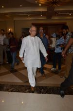 Gulzar at Classical app of SAREGAMA launch in J W Marriott on 15th Sept 2015 (25)_55f923bc87a0c.JPG