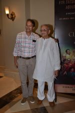 Gulzar at Classical app of SAREGAMA launch in J W Marriott on 15th Sept 2015