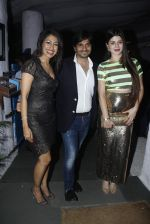 Kainaat Arora at Anupama Verma new fashion line launch in Olive on 15th Sept 2015