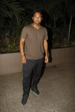 Leander paes snapped at Mumbai airport on 15th Sept 2015
