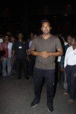 Leander paes snapped at Mumbai airport on 15th Sept 2015 (5)_55f91fac457fc.JPG