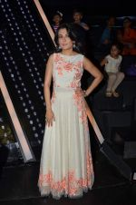 Mini Mathur at Indian Idol episode special in Filmcity on 15th Sept 2015 (50)_55f923192dd78.JPG