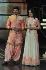 Mini Mathur at Indian Idol episode special in Filmcity on 15th Sept 2015 (35)_55f9230e79ed0.JPG