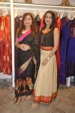Pooja Kanwal, Anita Kanwal at Kashish store launch in Huges Road on 15th Sept 2015