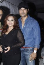 Rohit Roy, Manasi Roy at Anupama Verma new fashion line launch in Olive on 15th Sept 2015