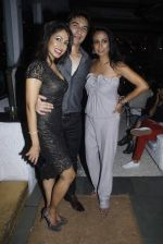 Suchitra Pillai at Anupama Verma new fashion line launch in Olive on 15th Sept 2015