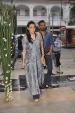 Sunil Shetty, Mana Shetty at Kashish store launch in Huges Road on 15th Sept 2015
