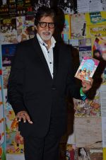 Amitabh bachchan at Sakshi Salve book launch in Mumbai on 16th Sept 2015