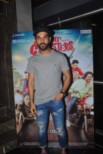 Raj Kumar Yadav at Meruthia Gangsters premiere in Fun on 16th Sept 2015
