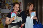Saira Banu, Dimple Kapadia at Sakshi Salve book launch in Mumbai on 16th Sept 2015