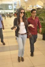 Shraddha Kapoor snapped at airport in Mumbai on 16th Sept 2015