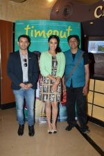 Swara Bhaskar at Timeout press meet in PVR on 16th Sept 2015 (12)_55fa95811a1f7.JPG