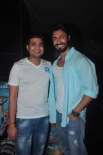 Vidyut Jamwal at Meruthia Gangsters premiere in Fun on 16th Sept 2015