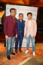 Zaheer Khan, Sooraj Pancholi at Paul Smith event in Palladium on 16th Sept 2015 (53)_55fa95613210a.JPG