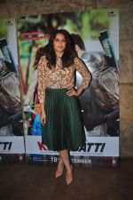 Huma Qureshi at Katti Batti screening hosted by Kangana on 17th Sept 2015 (40)_55fbc2f4b154d.JPG