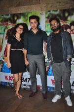 Kangana Ranaut, Imran Khan, Nikhil Advani at Katti Batti screening hosted by Kangana on 17th Sept 2015 (66)_55fbc34984e66.JPG