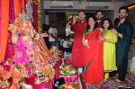 Neil Nitin Mukesh Ganapati celebrations on 17th Sept 2015 (50)_55fbbf77706fa.JPG
