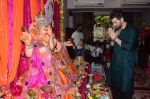 Neil Nitin Mukesh Ganapati celebrations on 17th Sept 2015 (57)_55fbbf7d0091f.JPG