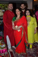 Nitin Mukesh at Neil Nitin Mukesh Ganapati celebrations on 17th Sept 2015 (10)_55fbbfa2973a0.JPG