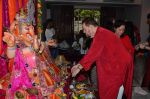 Nitin Mukesh at Neil Nitin Mukesh Ganapati celebrations on 17th Sept 2015 (12)_55fbbfa53b765.JPG
