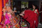 Nitin Mukesh at Neil Nitin Mukesh Ganapati celebrations on 17th Sept 2015 (13)_55fbbfa666ab1.JPG