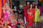 Nitin Mukesh at Neil Nitin Mukesh Ganapati celebrations on 17th Sept 2015 (16)_55fbbfaa7cb96.JPG