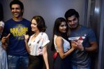 at Pyaar Ka Punchnama press meet in iskate gurgaon on 17th Sept 2015