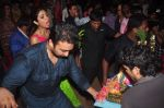 Shilpa Shetty_s Ganpati Celebration on 18th Sept 2015 (42)_55fd48cc3e80b.JPG