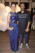 Tamannaah Bhatia at Amit Agarwal present its first Indian Wear Couture at Atosa on 19th Sept 2015 (26)_55fe513e4d2df.JPG