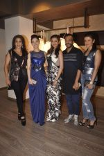 Tamannaah Bhatia, Kajal Aggarwal, Krishika Lulla at Amit Agarwal present its first Indian Wear Couture at Atosa on 19th Sept 2015 (58)_55fe50e9d4dd9.JPG