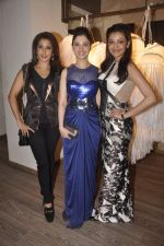 Tamannaah Bhatia, Kajal Aggarwal, Krishika Lulla at Amit Agarwal present its first Indian Wear Couture at Atosa on 19th Sept 2015