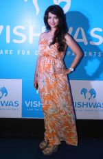 Adaa Khan at the _Care for Cancer Patients - Annual Day Event_  organised by NGO Vishwas.