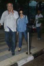 Boney Kapoor snapped at airport on 20th Sept 2015  (35)_55ffaaae5615e.JPG