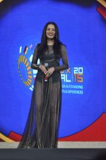 Celina Jaitley announced as the brand ambassador for Glow Show at EEMAX event on 20th Sept 2015 (37)_55ffab97d5f98.JPG