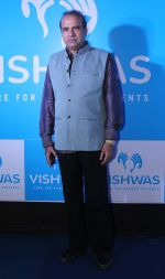 Suresh Wadkar at the _Care for Cancer Patients - Annual Day Event_  organised by NGO Vishwas