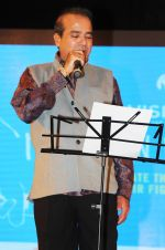 Suresh Wadkar performed at the _Care for Cancer Patients - Annual Day Event_  organised by NGO Vishwas.2