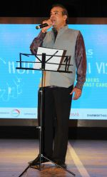 Suresh Wadkar performed at the _Care for Cancer Patients - Annual Day Event_  organised by NGO Vishwas.