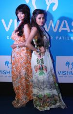 Tina Dutta & Adaa Khan at the _Care for Cancer Patients - Annual Day Event_  organised by NGO Vishwas.1_55ffa4934b423.JPG