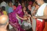 Vidya Balan visit sion ganpati mandal on 20th Sept 2015 (22)_55ffab0558e5a.JPG